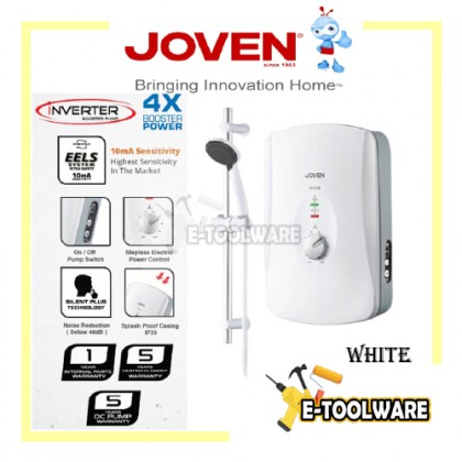 Joven Hot Shower Instant Water Heater with Inerter DC Pump