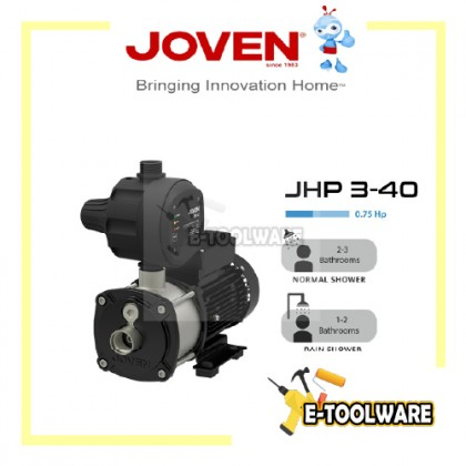 Joven Automatic Domestic Water Pump JHP 3-40 (0.75HP)
