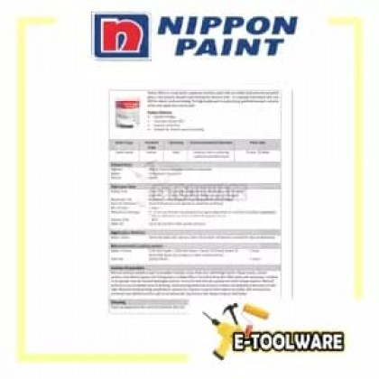 20L PERFECT WHITE NIPPON PAINT